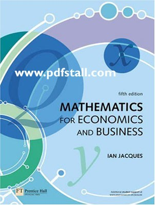 Mathematics for Economics & Business